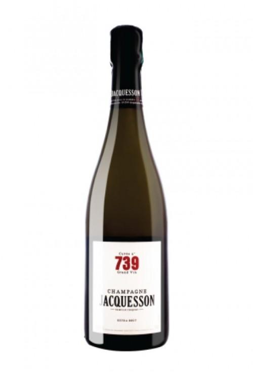 Champagne Jacquesson - Brut Cuvée N°739