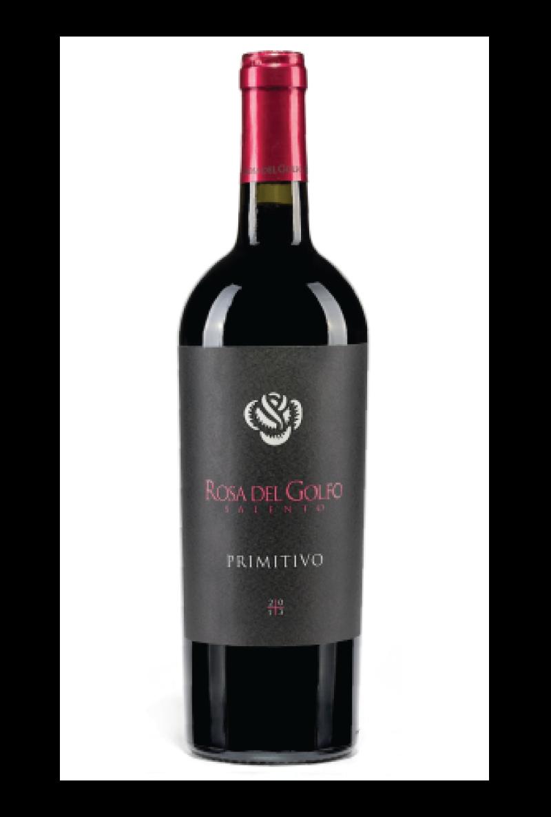 Azienda vinicola Rosa del Golfo  - Primitivo