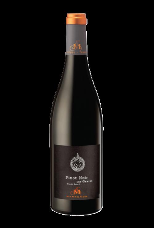 Vignobles Marrenon - Les Grains Pinot Noir - Cuvée Rare