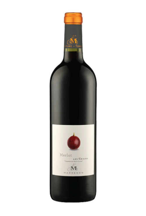 Vignobles Marrenon - Les Grains Merlot