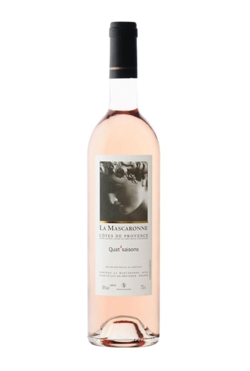 Côtes de Provence Rosé 2015 Quat Saisons