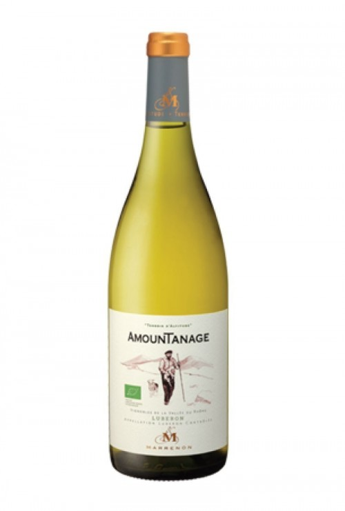 Marrenon Amountanage Luberon Blanc