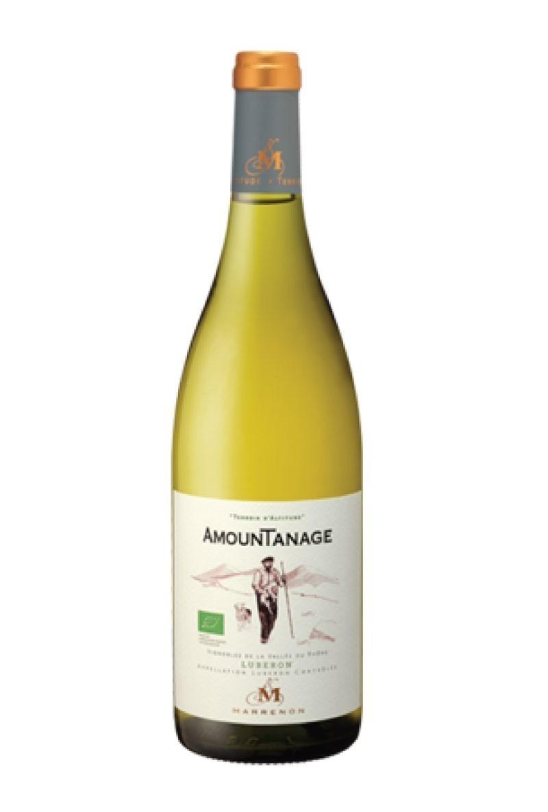 Marrenon Amountanage Luberon Blanc