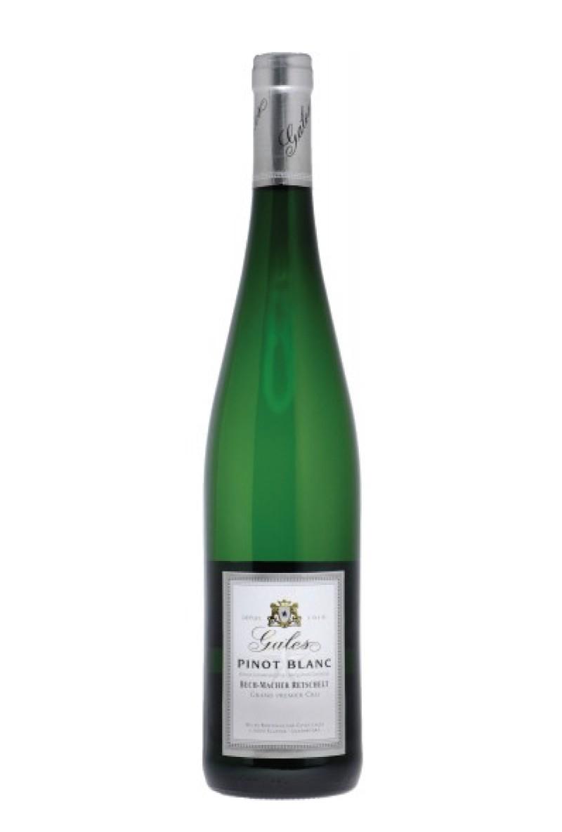 Domaine Gales Pinot Blanc Grand 1er Cru