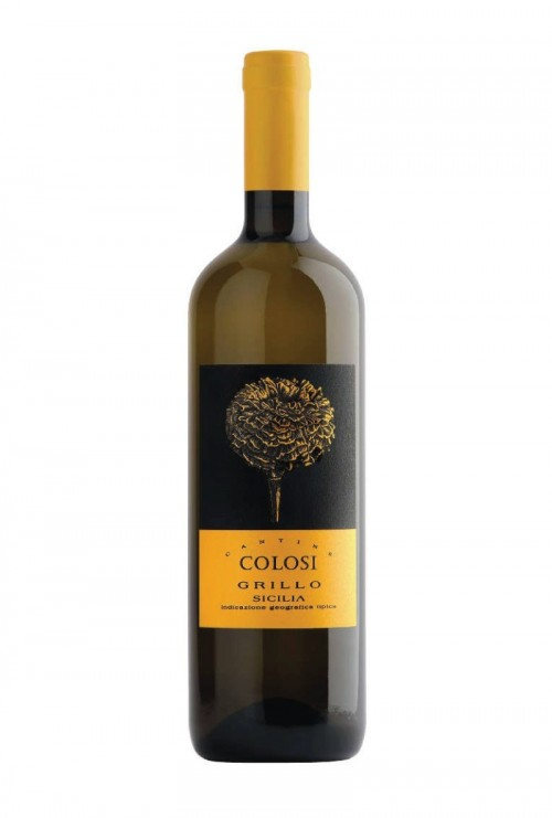 Cantine Colosi - Grillo 2018