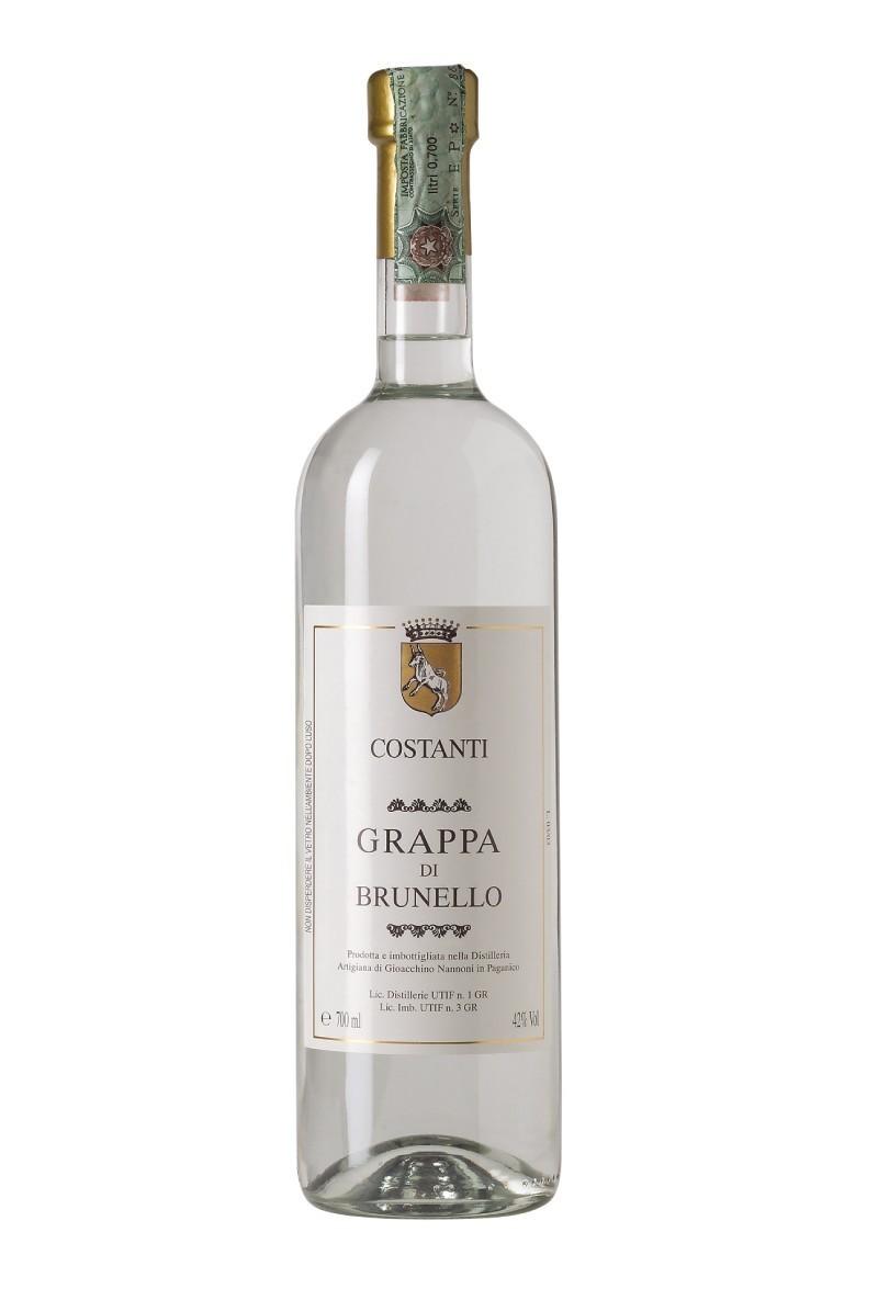 Azienda agraria Costanti - Grappa di Brunello