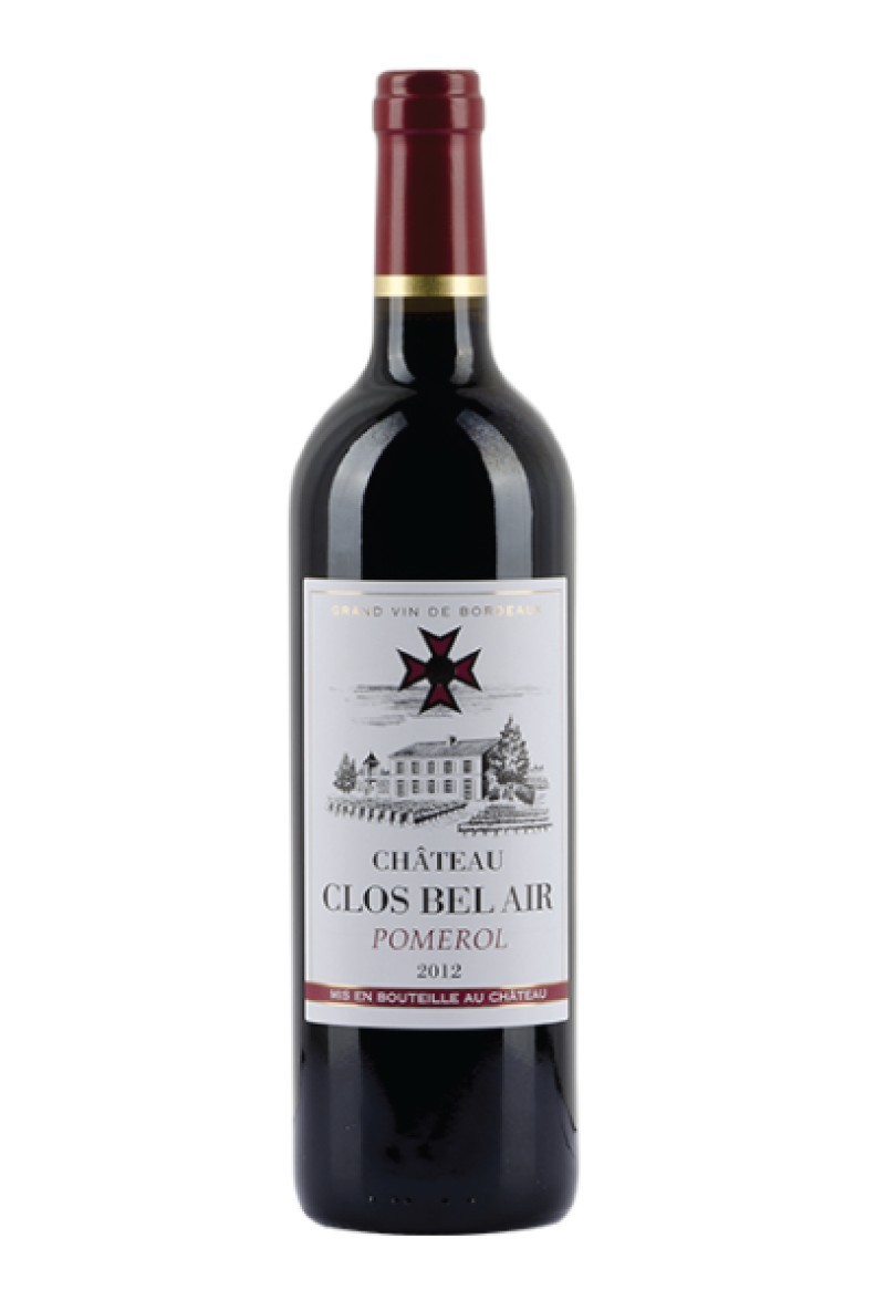 Château Clos Bel Air - Château Clos Bel Air
