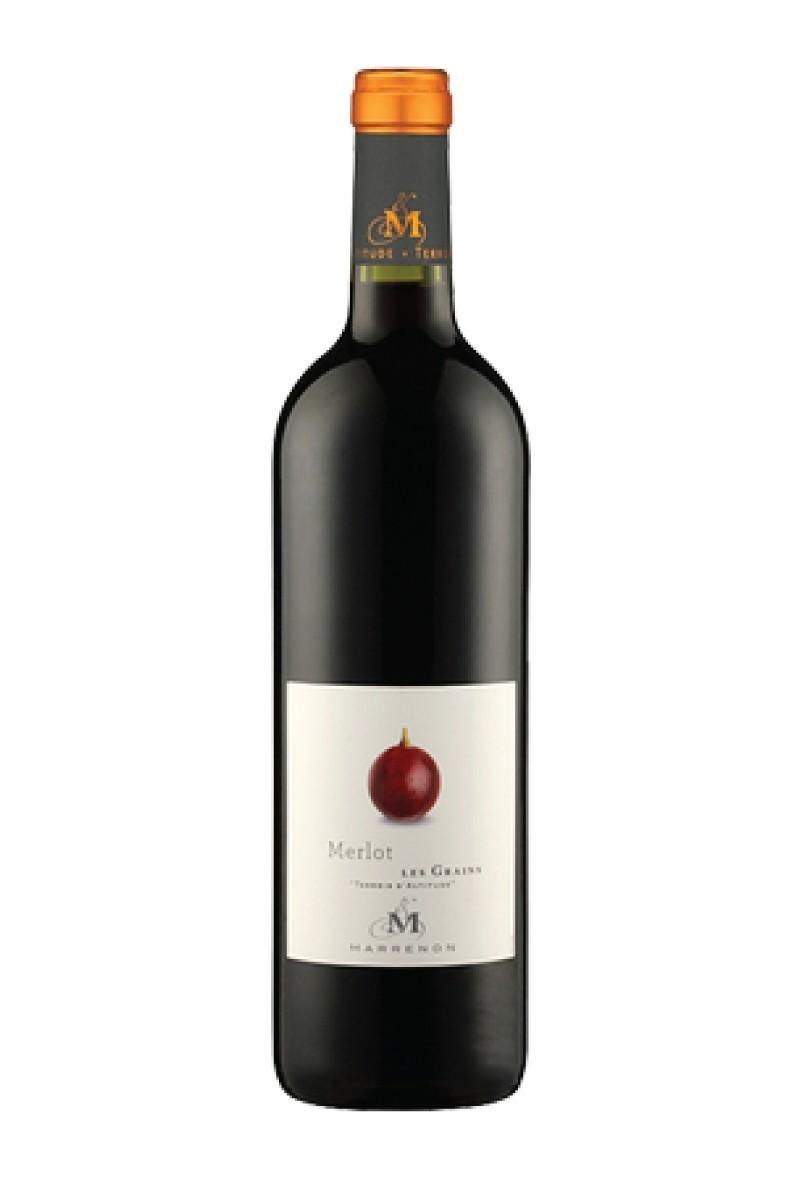 Vignobles Marrenon - Les Grains Merlot