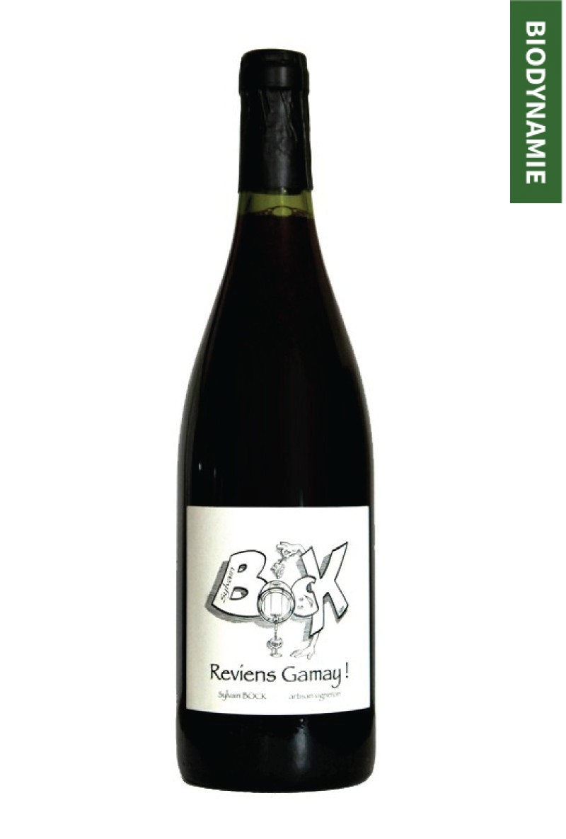 Domaine Sylvain Bock - Reviens Gamay