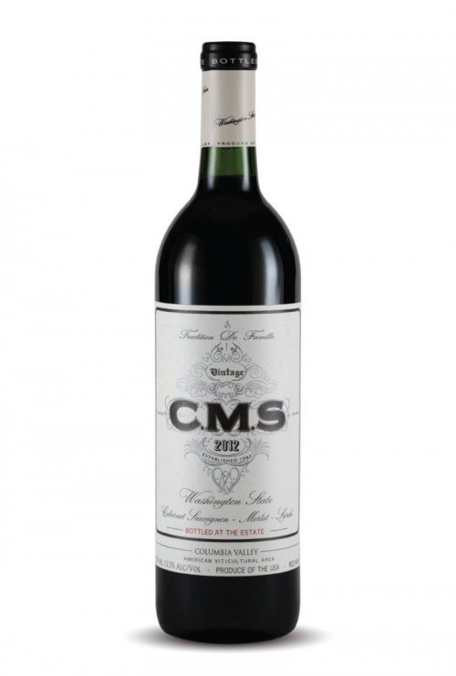 Hedges Family Estate - CMS Red