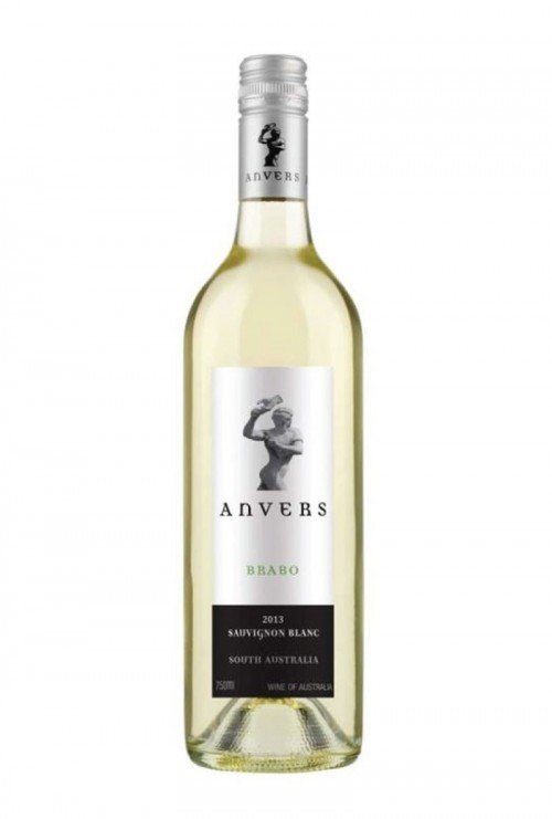 Anvers - Brabo Classic White
