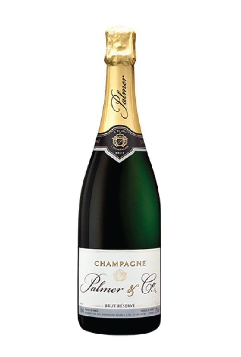 Palmer & co - Champagne - Brut Réserve