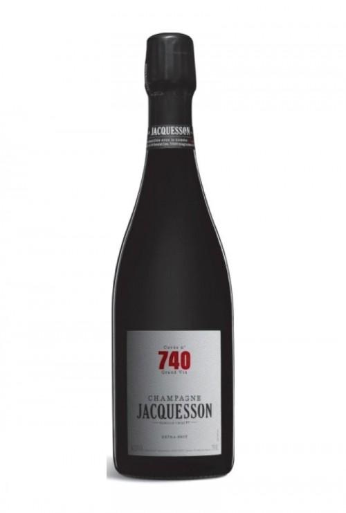 Champagne Jacquesson - Brut Cuvée N°740