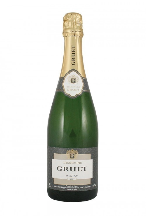 Champagne Gruet Sélection Brut