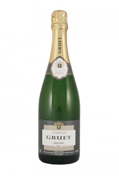Champagne Gruet Sélection Brut 1.5 L