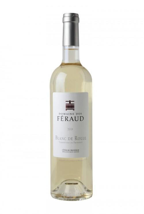 Domaine des Féraud - Côtes de Provence Blanc de Rolle