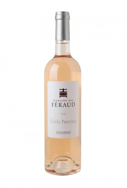 Domaine des Féraud - Côtes de Provence Prestige rosé