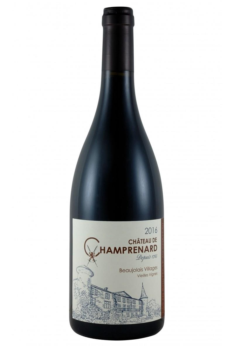 Château de Champ-Renard - Cuvée Vieilles Vignes