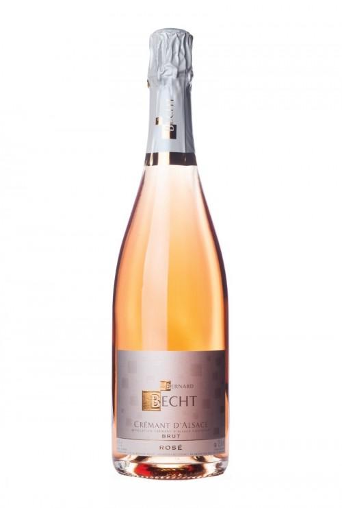 Domaine Bernard Becht - Crémant d'Alsace Brut Rosé