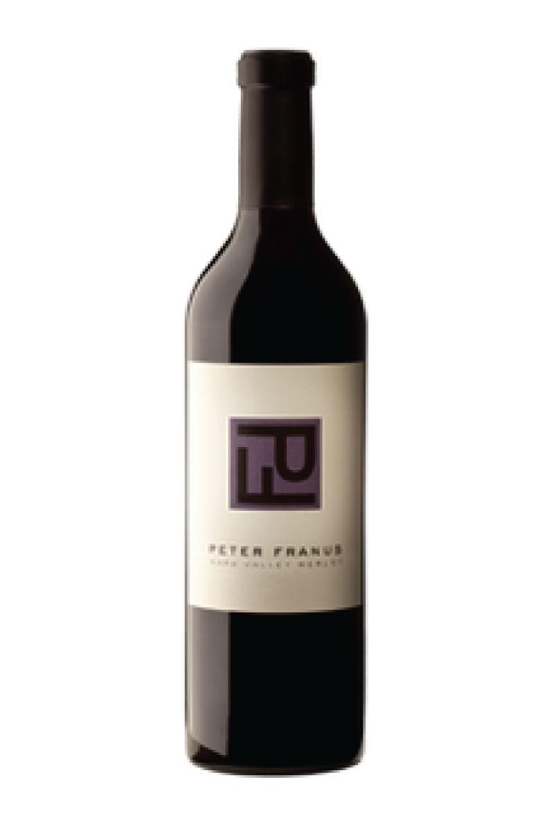 Peter Franus -  Merlot - Napa Valley