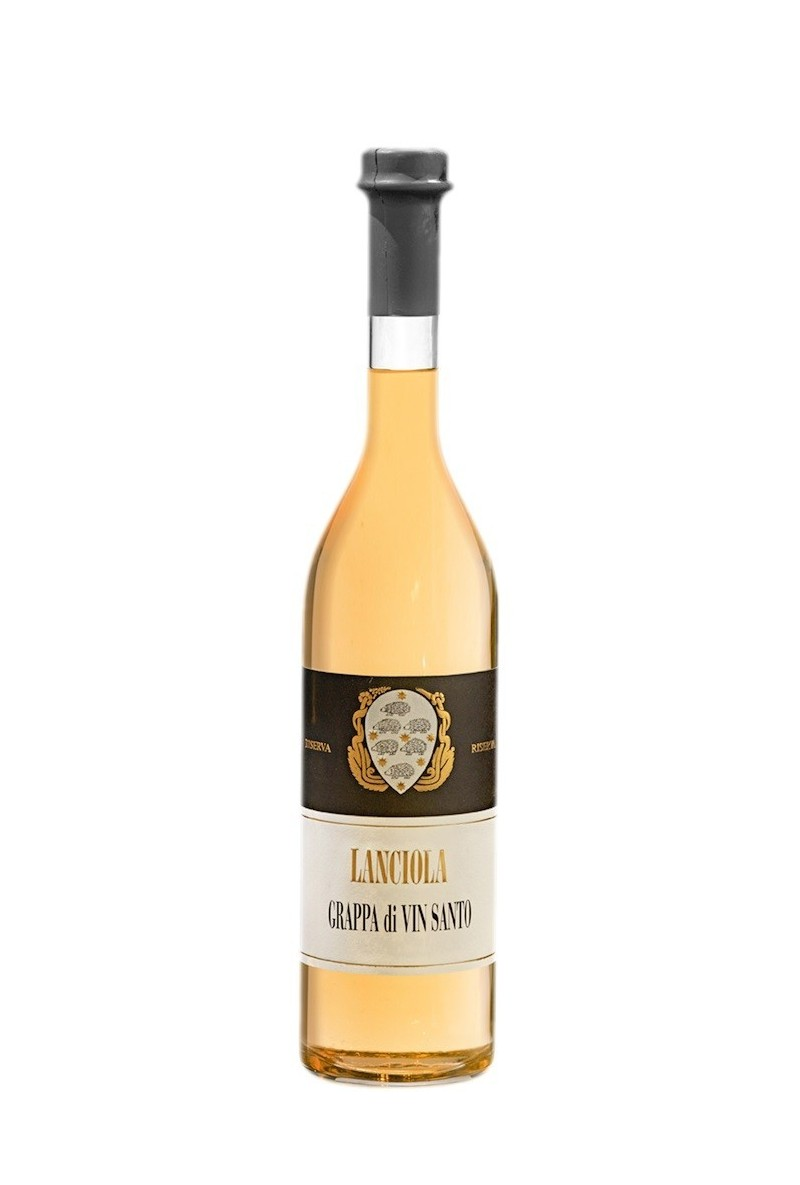 Lanciola - Grappa Toscana di Vin Santo 70 Cl