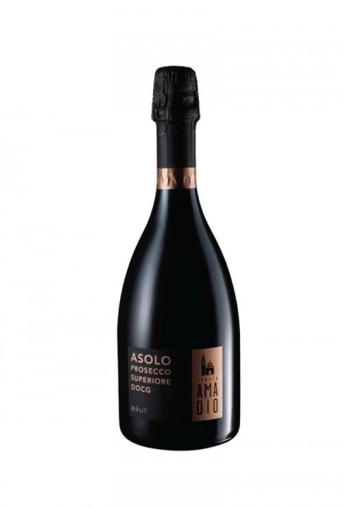 Amadio - Az. Agr. Rech Simone - Asolo Prosecco Superiore DOCG - Brut Magnum 150 cl