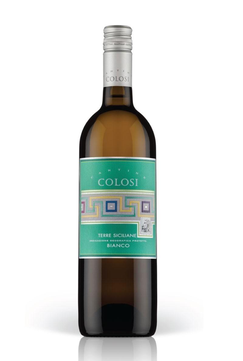 Cantine Colosi - Cariddi Bianco 2018