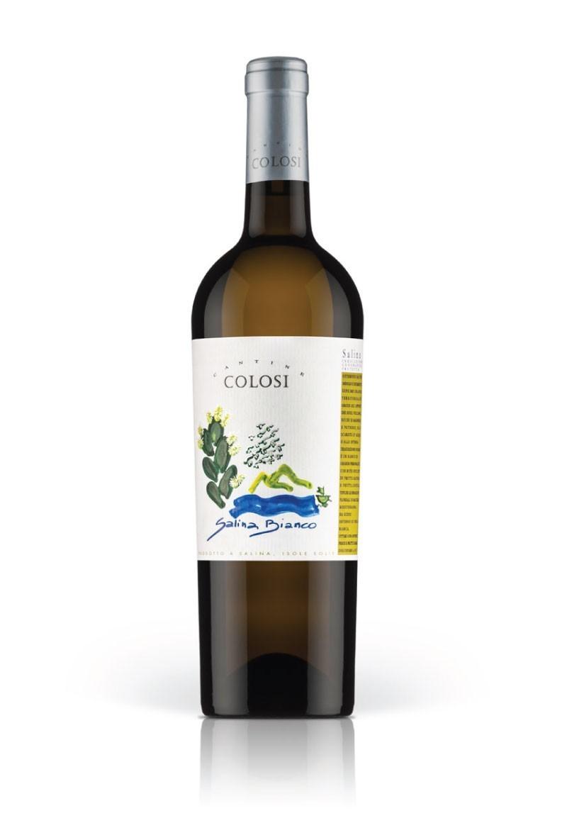 Cantine Colosi - Salina Bianco 2016