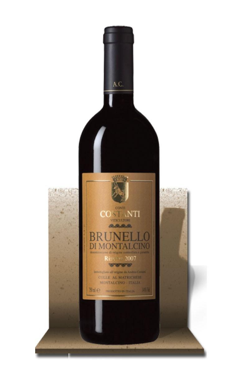 Costanti - Brunello di Montalcino Riserva 2004