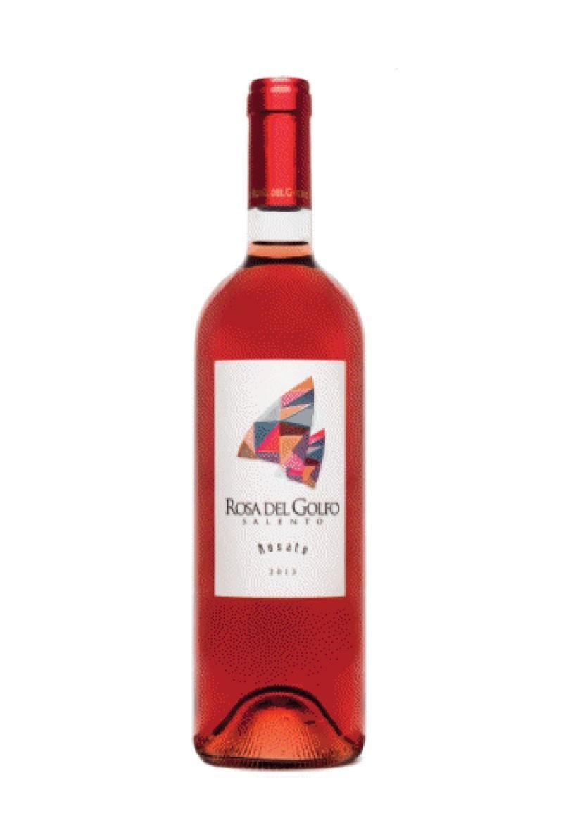 Rosa del Golfo - Rosato Del Salento 2018