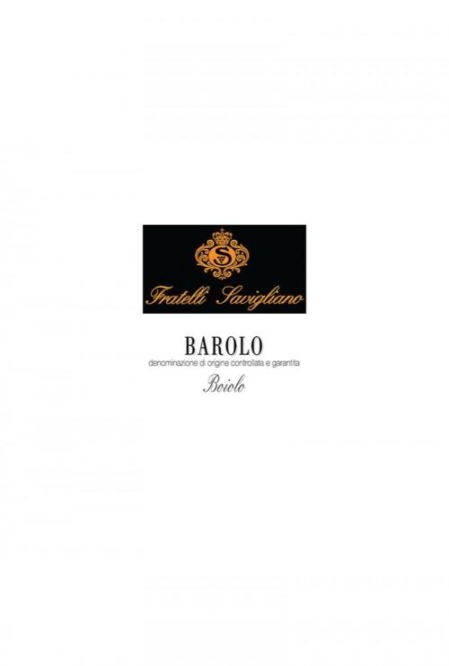 F.lli Savigliano Barolo Boiolo 2014