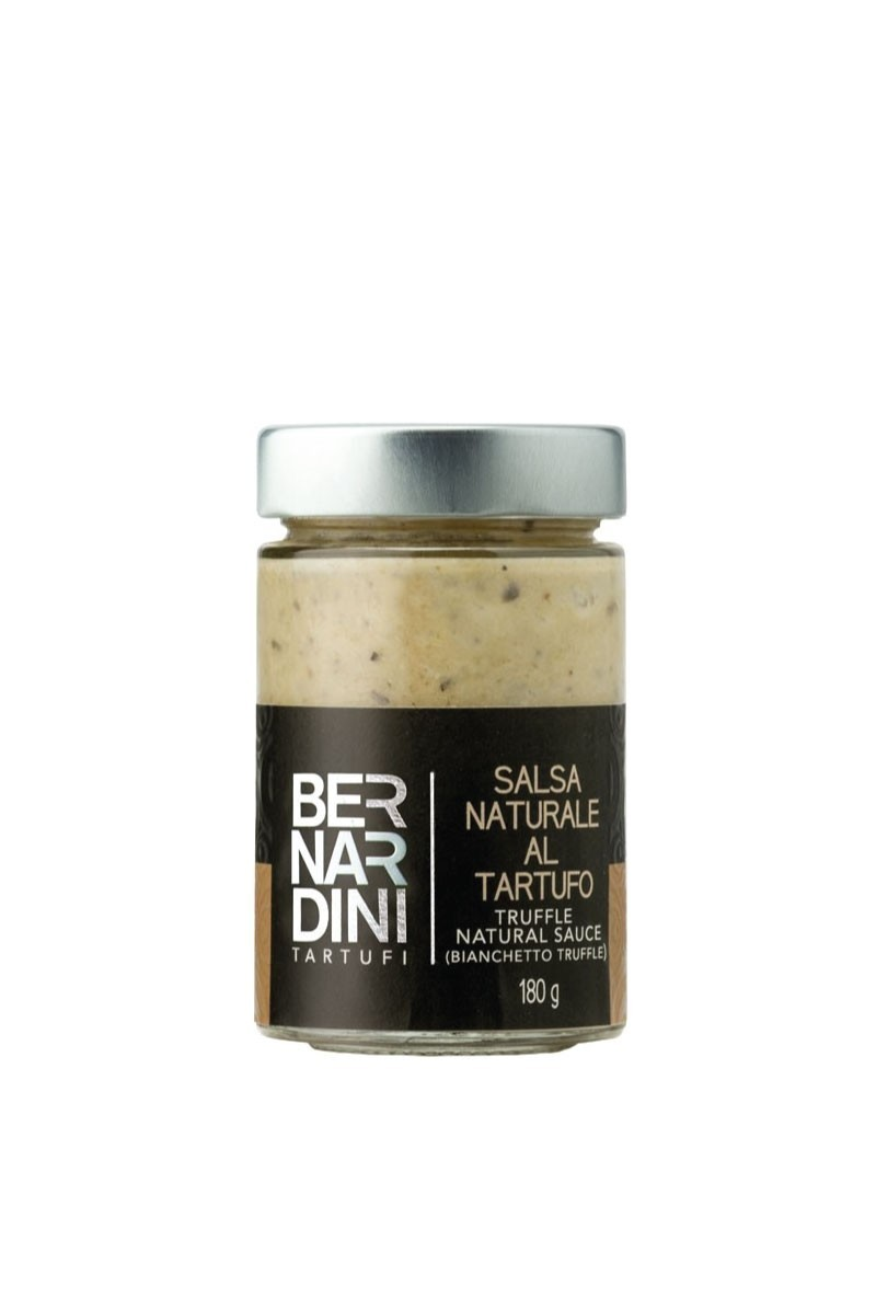 Bernardini - Sauce naturelle à la truffe 180gr