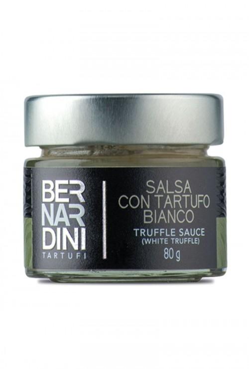 Bernardini - Salsa con Tartufo Bianco 80gr