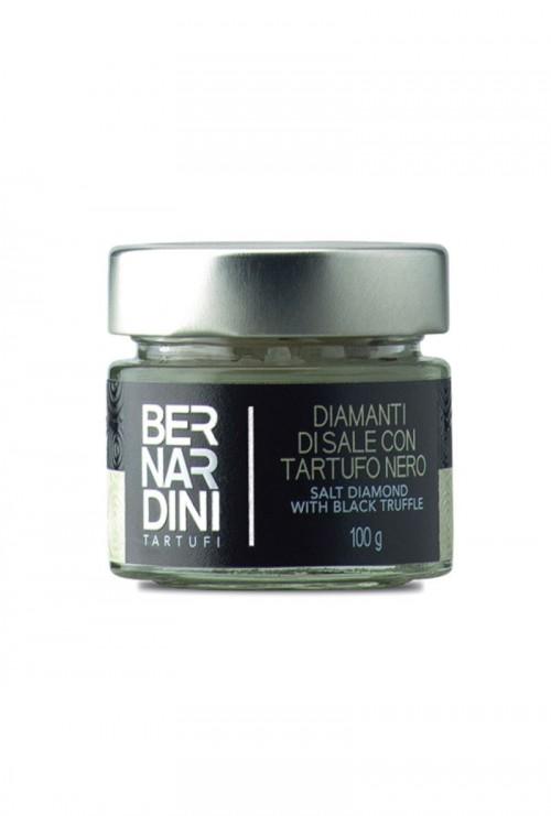 Bernardini - Diamanti di Sale con Tartufo Nero 100gr
