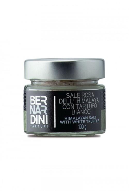 Bernardini - Sale Rosa dell'Himalaya Tartufo Bianco 100gr
