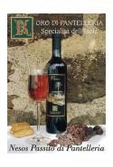 Kazzen - NESOS Passito di Pantelleria Doc - Zibibbo 50 cl