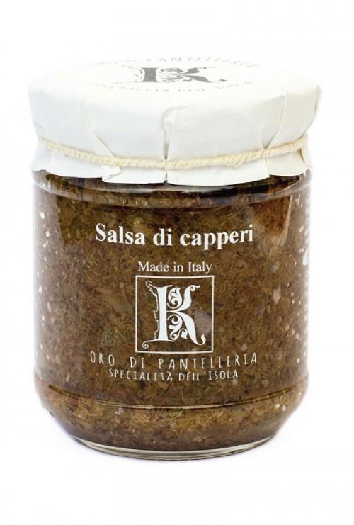 Kazzen - Salsa di Capperi 195gr