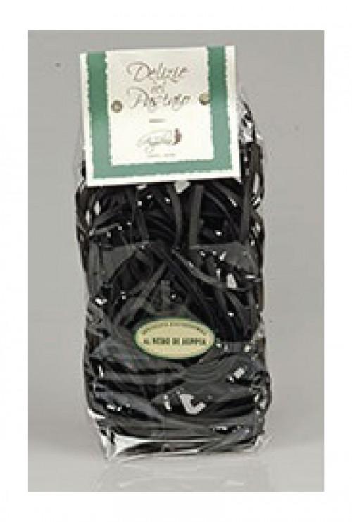 I Sapori dell' Arca - La Bella Angiolina - Tagliatelle al Nero di Seppia 250gr