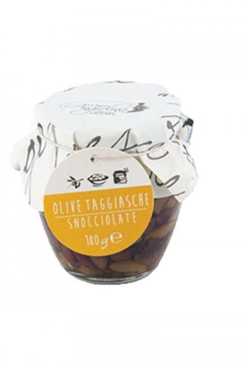 I Sapori dell' Arca - La Bella Angiolina - Olive Taggiasche 180gr