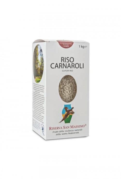 Carnaroli - Riso Superfino 100% b.te 1000gr