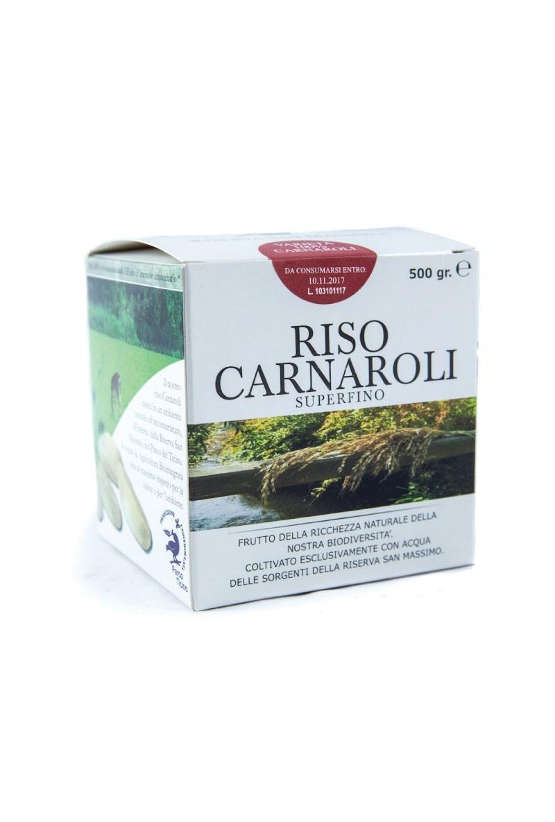 Carnaroli - Riso Superfino 100% b.te 500gr