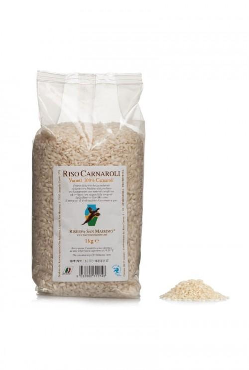 Carnaroli - Riso Superfino 100% e.ge 1000gr