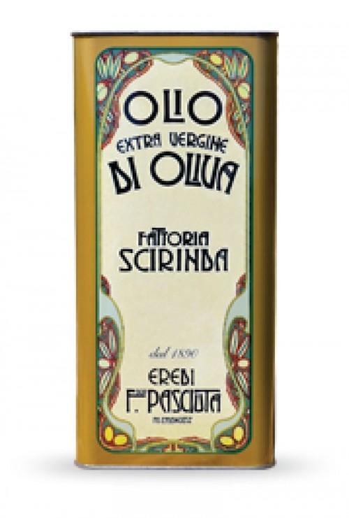 Scirinda Olio E. V. di Oliva 5 L