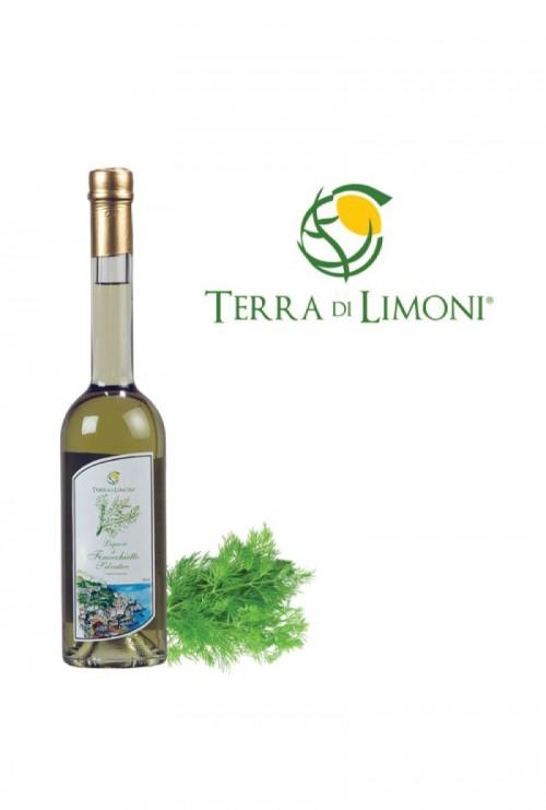 Terra di Limoni - Liquore di Finocchietto Selvatico 30° 50 Cl
