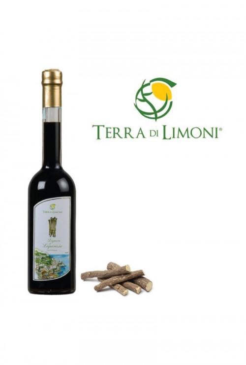 Terra di Limoni - Liquore di Liquirizia 22° 50 Cl