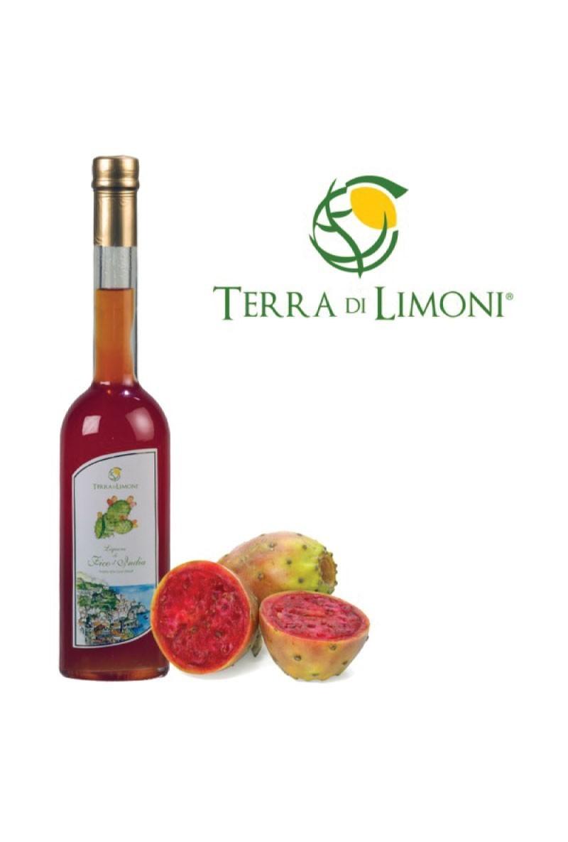 Terra di Limoni - Liquore al Fico d'India 24° 50 Cl