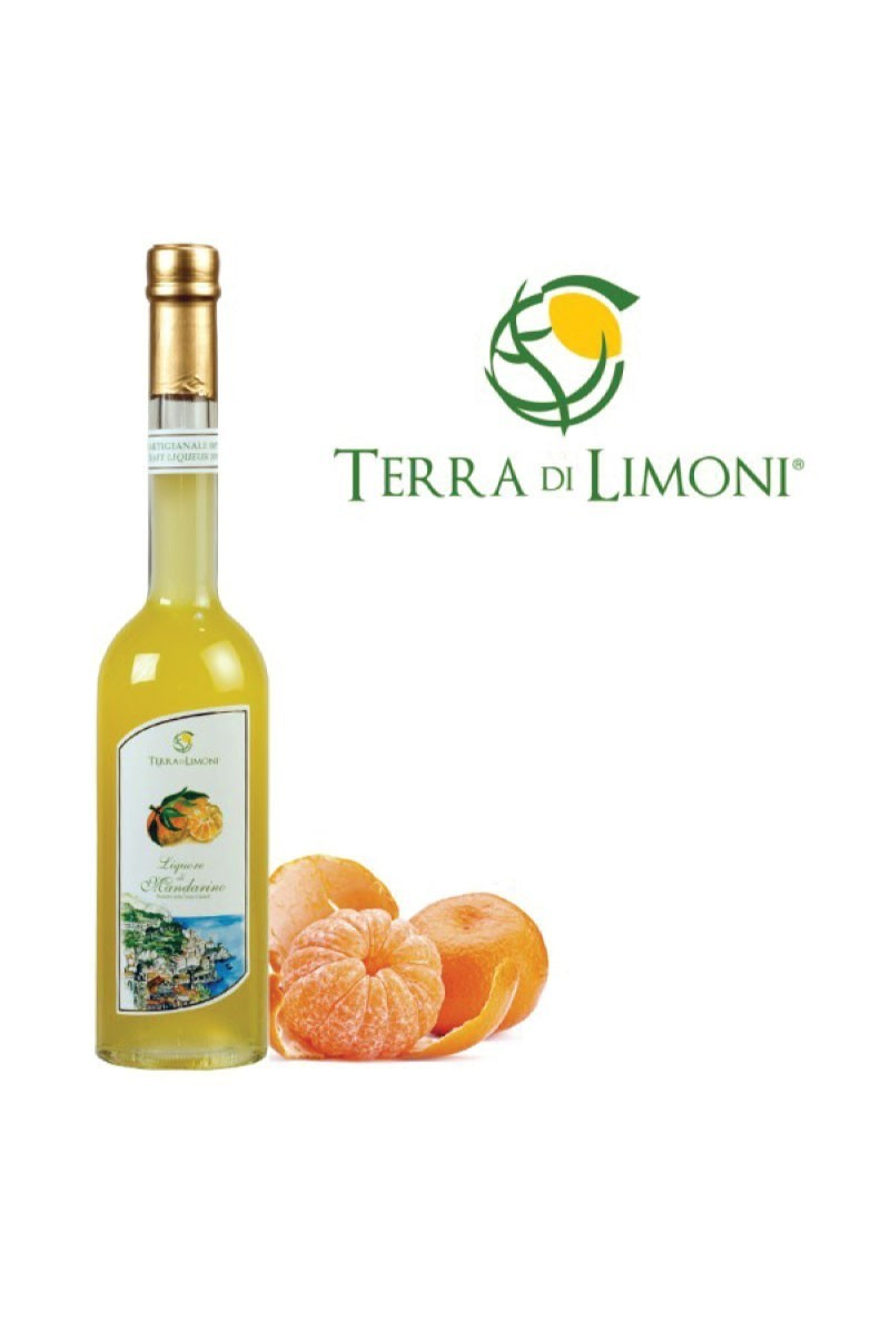 Terra di Limoni - Liquore al Mandarino 30° 50 Cl