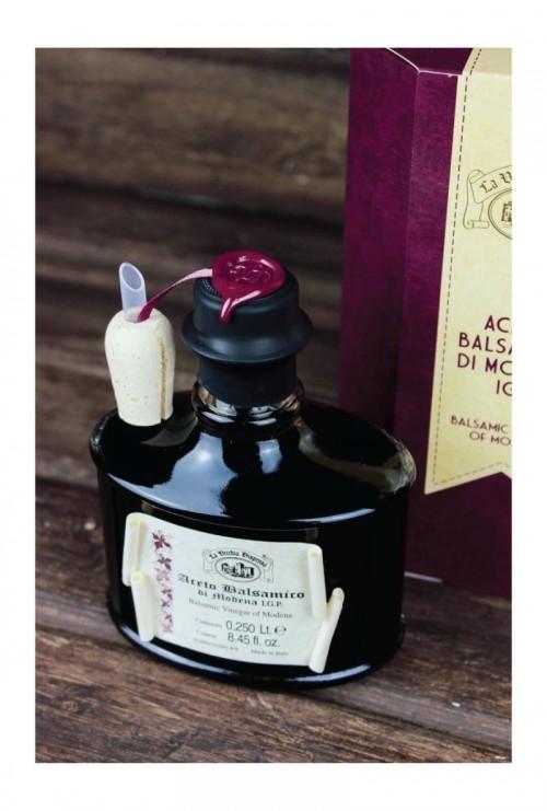 La Vecchia Dispensa - Etichetta Viola I.G.P. Aceto Balsamico Densità 1.27 25 Cl