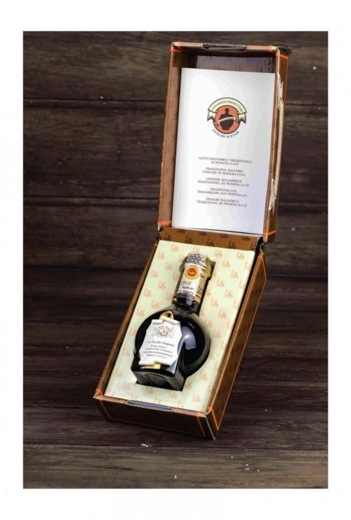 La Vecchia Dispensa - Tradizionale E.V. - Minimo 25 Anni - Aceto Balsamico Densità 1.37 100 ml