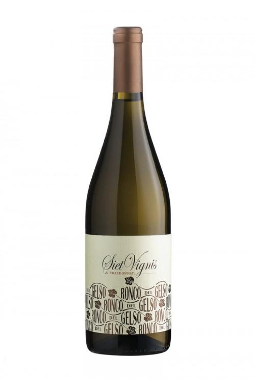 Ronco del Gelso - Chardonnay Siet Vignis 2018